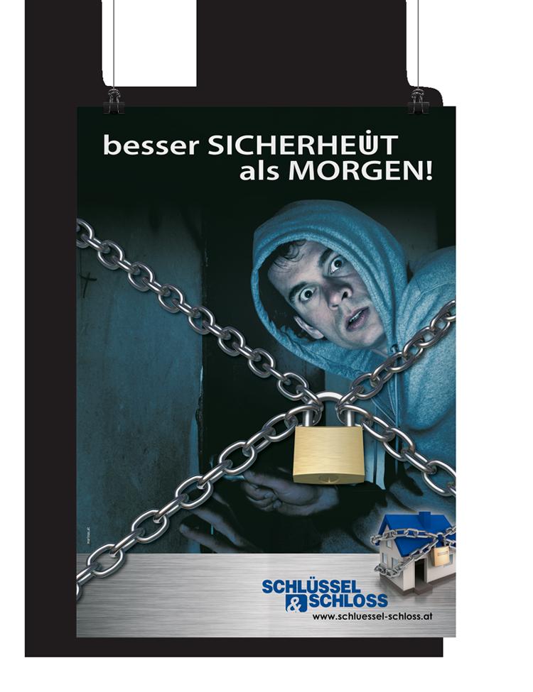 Schlüssel & Schloss